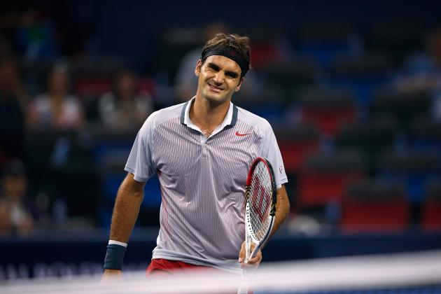Roger Federer's New Reality: 2013 ATP World Tour Finals in Limbo