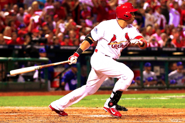 Dodgers vs. Cardinals: Score, Grades and Analysis for NLCS Game 1