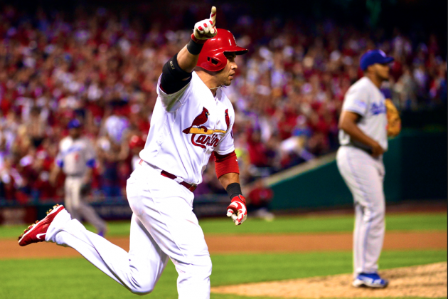 Can Carlos Beltran's Postseason Magic Carry the Cardinals to the World Series?