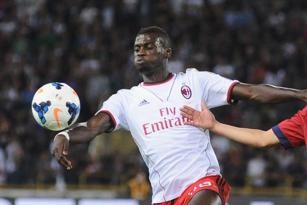 AC Milan striker excited for Caen friendly