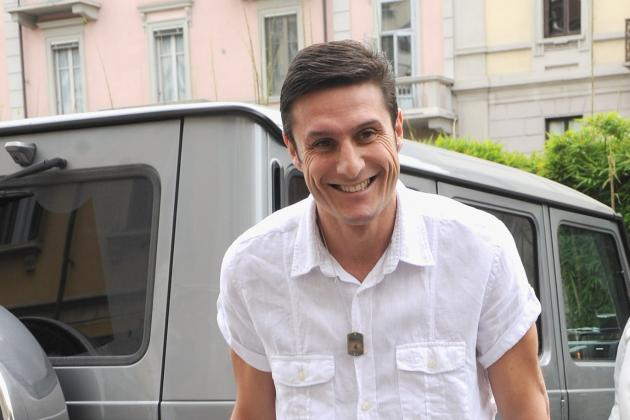 Zanetti 'Can't Wait to Get Back'