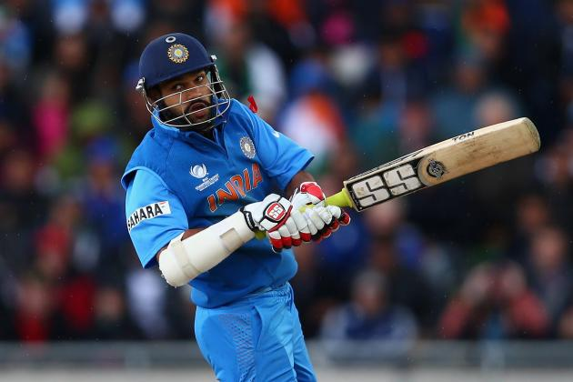 India vs. Australia, 1st ODI: Date, Time, Live Stream, TV Info and Preview