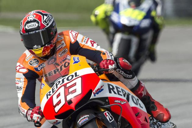 MotoGP Malaysia 2013 Qualifying: Full List of Results and Times