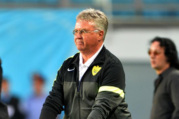FFA confirms Hiddink approach: Australia: News