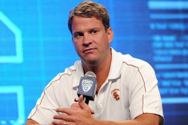 ESPN College GameDay 2013: Lane Kiffin's Appearance Won't Help Coaching Stock