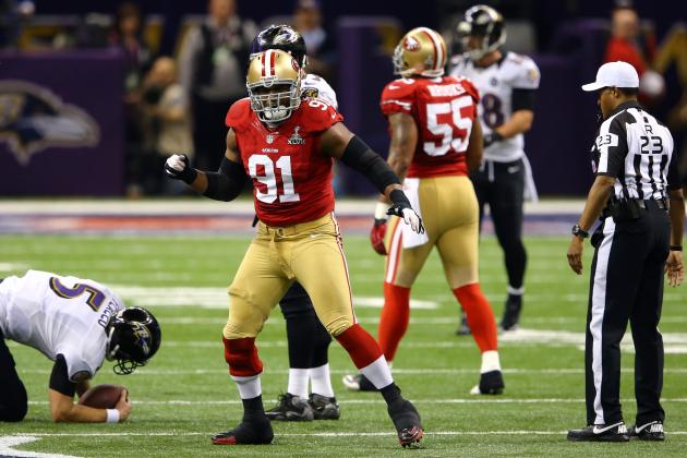 San Francisco 49ers: Really, Ray McDonald's Injury Isn't That Serious?
