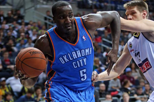 Thunder's Perkins Apologizes for Distraction