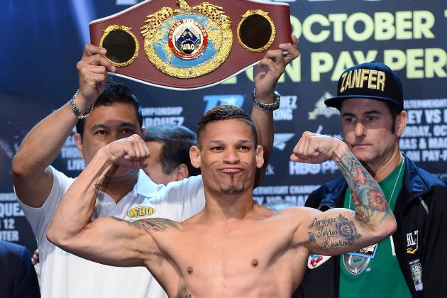 Orlando Cruz's Fight for Title Secondary to Fight for Gay Rights