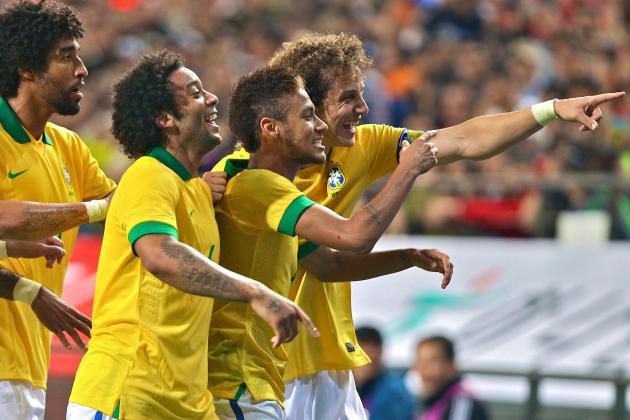 South Korea vs. Brazil: Live Score, Highlights, Recap