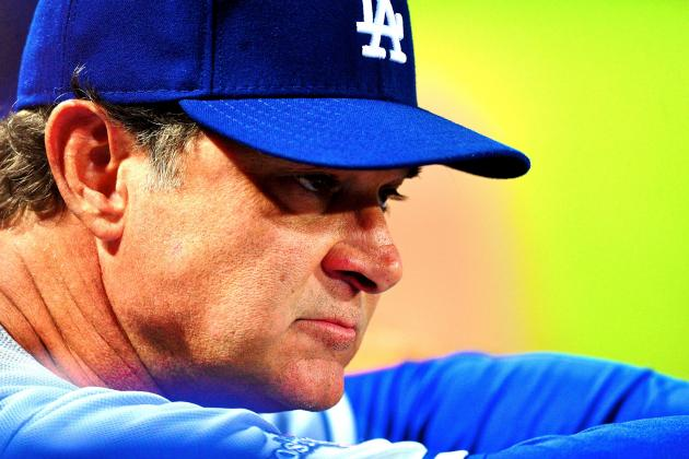 Don Mattingly's Managing Must Get Better for Dodgers to Reach World Series