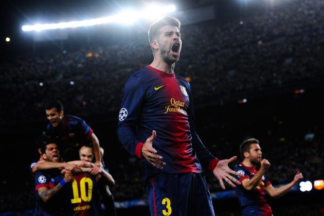Barcelona Scouting Report: Gerard Pique