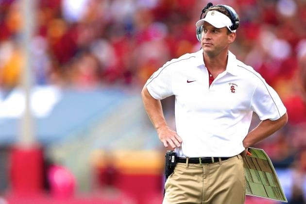 With USC Open and Texas to Follow, This Isn't the Year to Look for a Head Coach