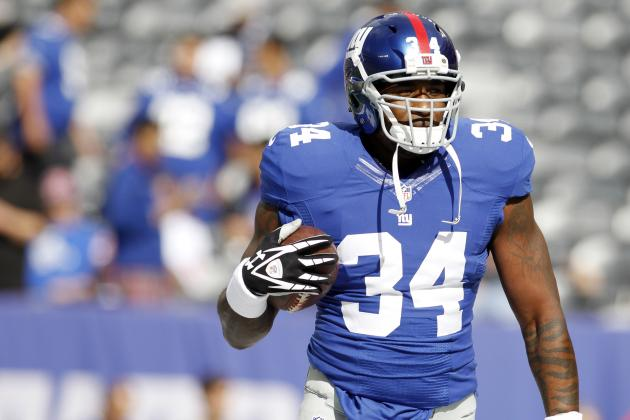 Brandon Jacobs' Breakout Performance Makes Him a Must-Add in All Fantasy Leagues