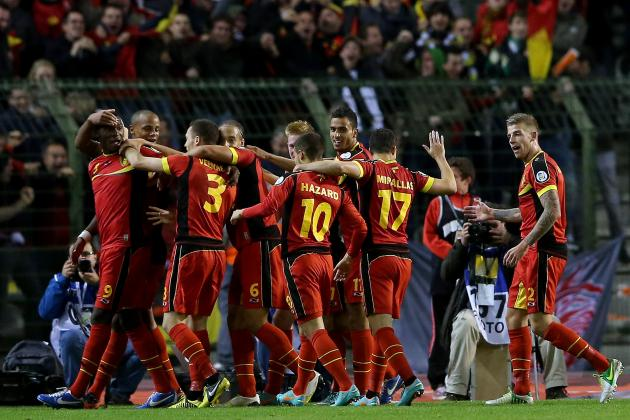 Analyzing Belgium: Just How Good Are Vincent Kompany and Co.?
