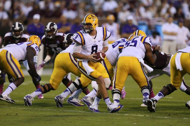 Florida vs. LSU: Live Game Grades and Analysis for the Tigers