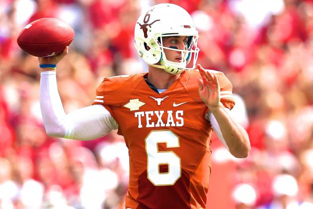 Oklahoma vs. Texas: Live Score and Highlights
