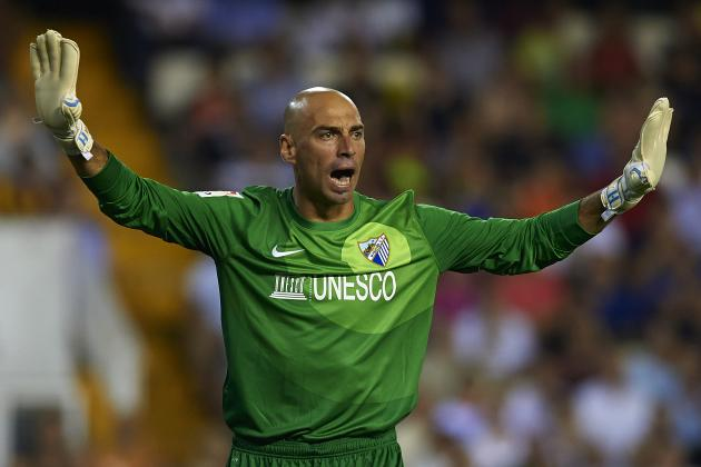 Willy Caballero Acquisition Would Only Unsettle Joe Hart at Manchester City