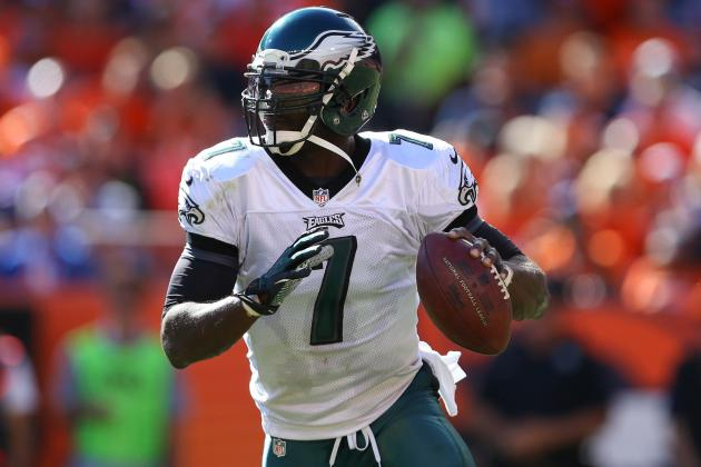 Michael Vick Reportedly Will Not Play vs. Buccaneers Due to Hamstring Injury