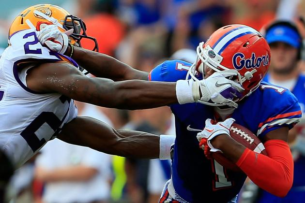 Florida vs. LSU: Live Game Grades and Analysis for the Gators