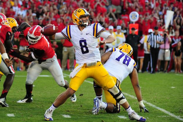 LSU vs. Florida: Compelling QB Matchup Will Swing Key SEC Battle