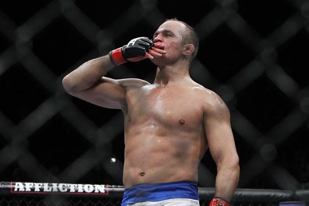 UFC 166: The Joy and Pain of Junior dos Santos' Journey