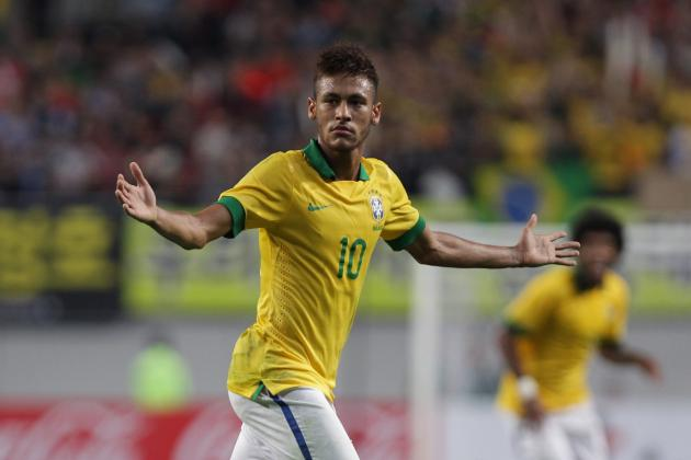 Neymar's Quick Recovery Is Great News for Brazil and Barcelona