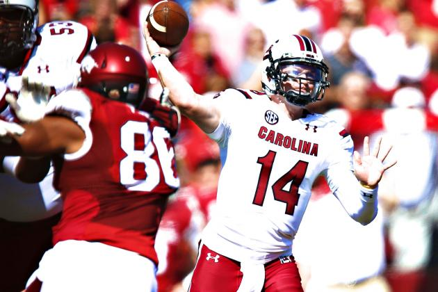 South Carolina vs. Arkansas: Live Score and Highlights