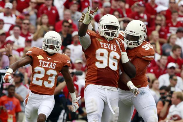 Oklahoma vs. Texas: Live Game Grades and Analysis for the Longhorns