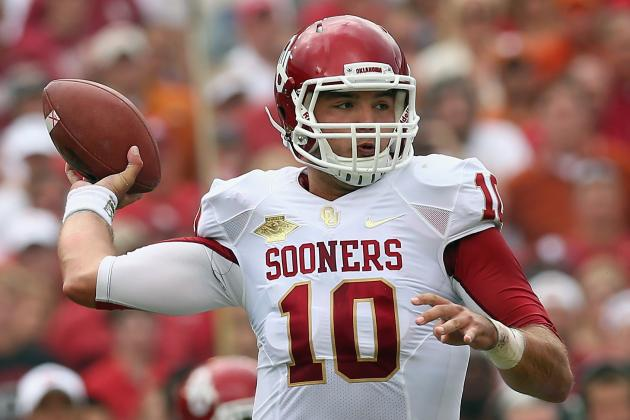 Blake Bell Dooms Oklahoma's BCS Title Hopes with Poor Showing Against Texas