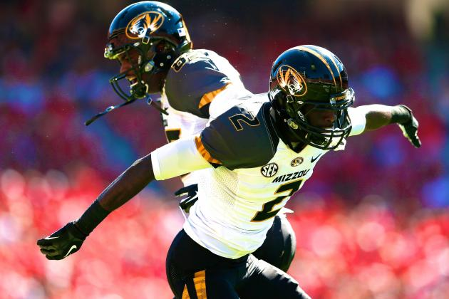 Missouri vs. Georgia: Score, Grades and Analysis