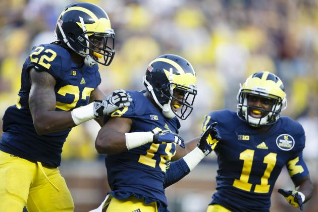 Michigan vs. Penn State: Live Game Grades and Analysis for the Wolverines