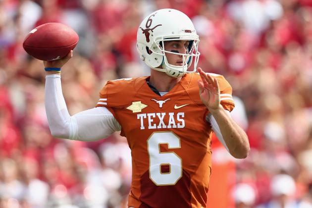 Oklahoma vs. Texas: Score, Grades and Analysis