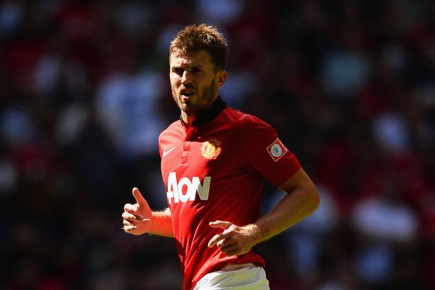 Midfield Injuries Highlight Michael Carrick's Importance to Manchester United