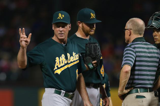 Brett Anderson Should Be Bought Out by the Oakland A's