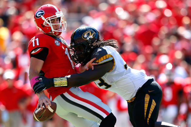Georgia vs. Missouri: Insane Schedule Finally Dooms Dawgs