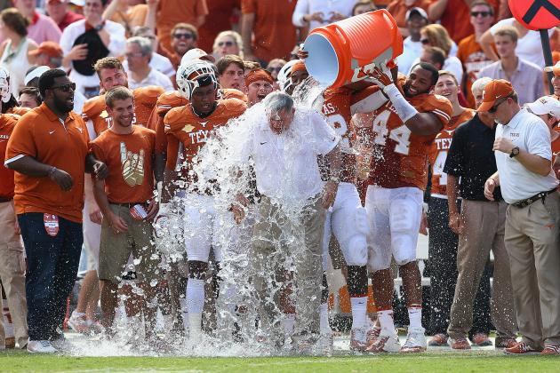 Didn't See THAT Coming: Texas Is a Legit Big 12 Title Contender