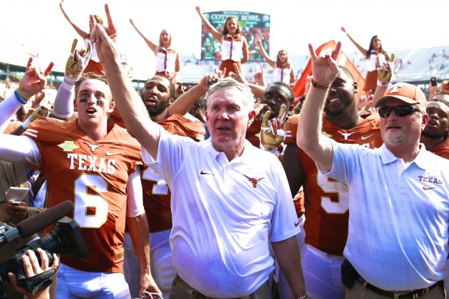 Red River Win Won't Save Mack Brown, but Will Allow Him to Move on with Dignity