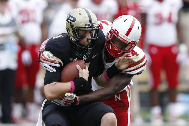 Nebraska vs. Purdue: Randy Gregory Proves Himself as New Heart of Blackshirts