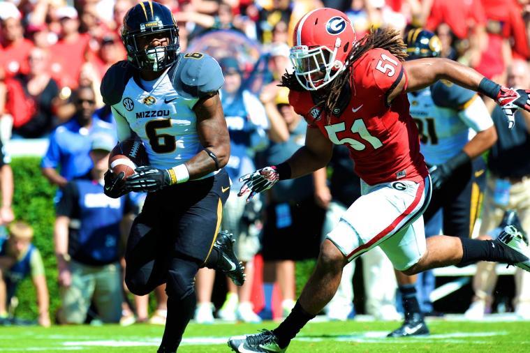 Missouri vs. Georgia: Don't Blame Injuries, the Bulldogs' D Let Them Down