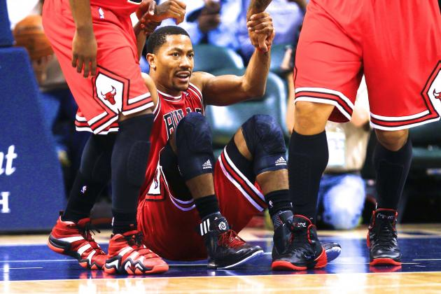 Derrick Rose Injury: Updates on Bulls Star's Knee, Likely Return Date