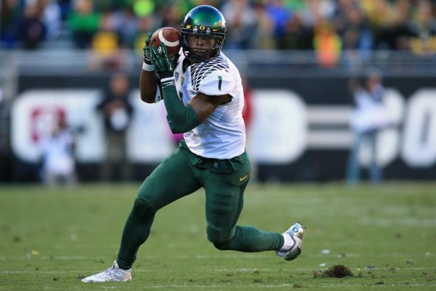 Josh Huff Injury: Updates on Oregon WR's Status, Likely Return Date