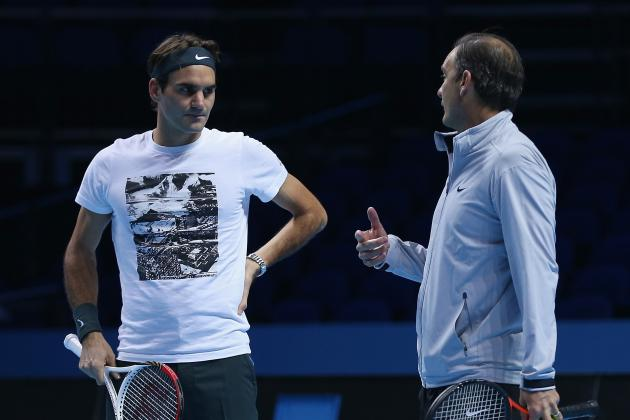 Roger Federer Announces Paul Annacone Will No Longer Be His Coach