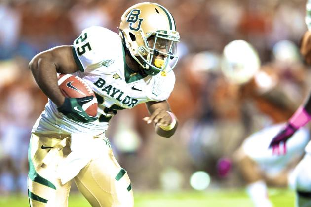 Baylor vs. Kansas State: Live Score and Highlights