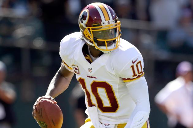 RGIII Harbors Olympic Hope