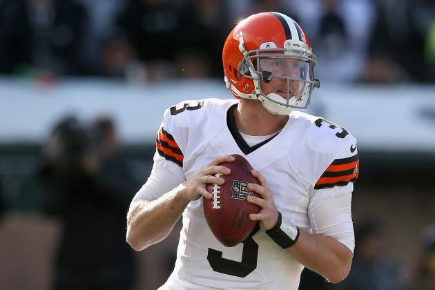 Weeden Knows Turnover-Free Performace vs. Lions Key to Game
