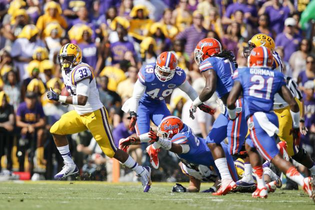 Florida vs. LSU: Score, Grades and Analysis
