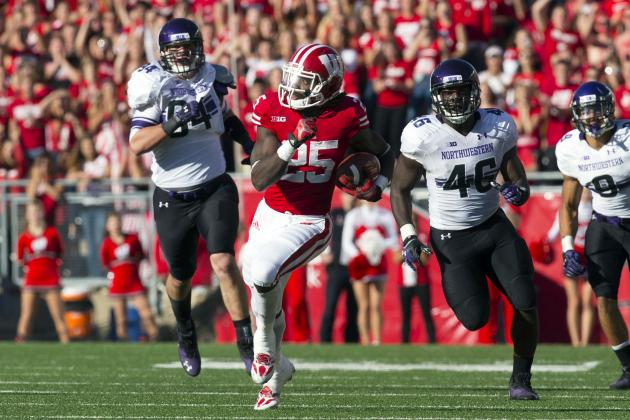 Northwestern vs. Wisconsin: Live Score and Highlights
