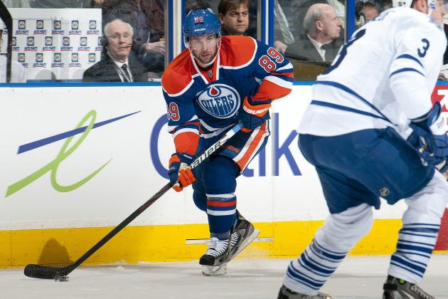 ESPN Gamecast: Oilers vs. Maple Leafs