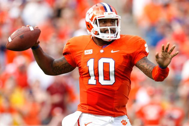 Tajh Boyd's Updated 2013 Heisman Outlook After Win Against Boston College