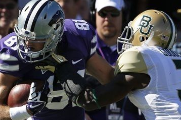 Petty, No. 15 Baylor Hold off Kansas State